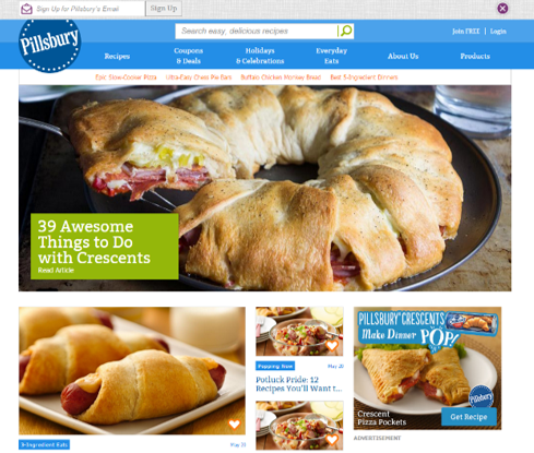 pillsbury customer experience
